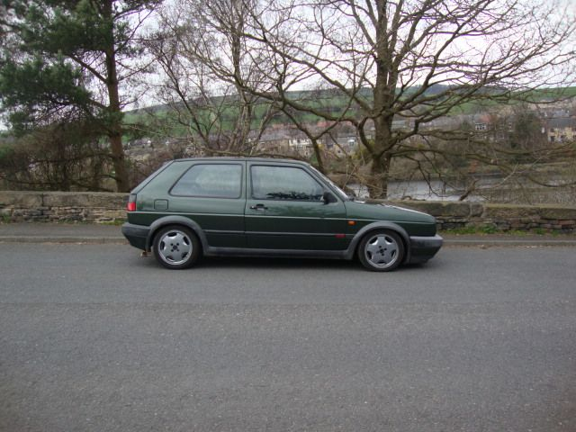 GOLF MK2 20V TURBO