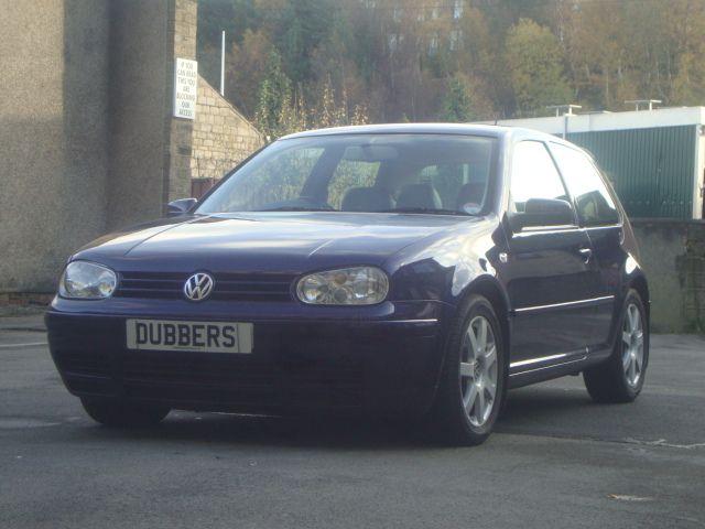 VW GOLF 4 MOTION