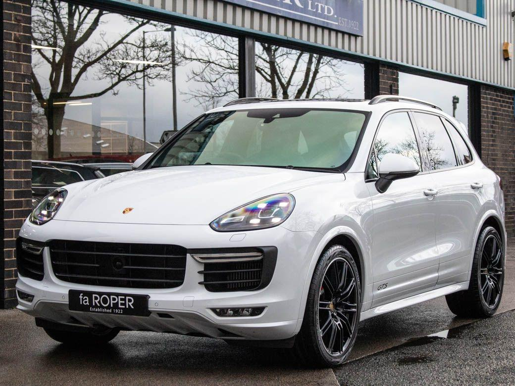 Porsche Cayenne 3.6 V6 GTS Tiptronic S 440ps Estate Petrol Carrara White Metallic