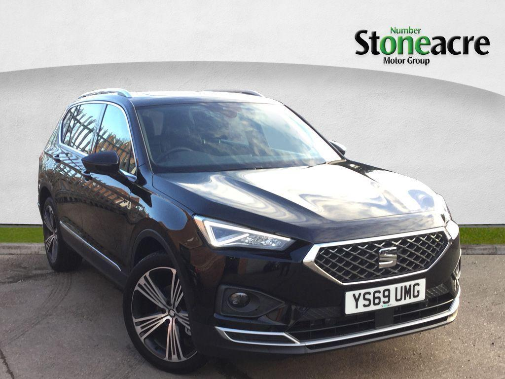 Seat Tarraco 2.0 TDI XCELLENCE First Edition SUV 5dr Diesel Manual (s/s) (150 ps) SUV Diesel Black