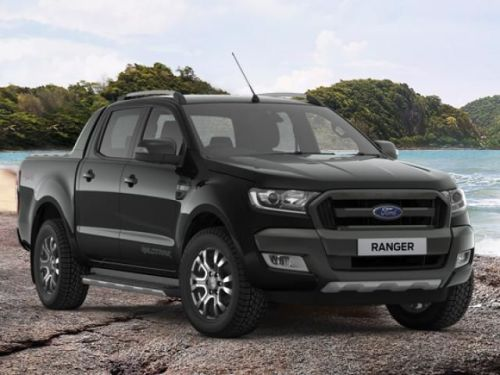 Ford Ranger Wildtrak 2.0 EcoBlue 213PS Auto Engine Petrol / Electric Hybrid Pick Up Petrol / Electric Hybrid Shadow Black