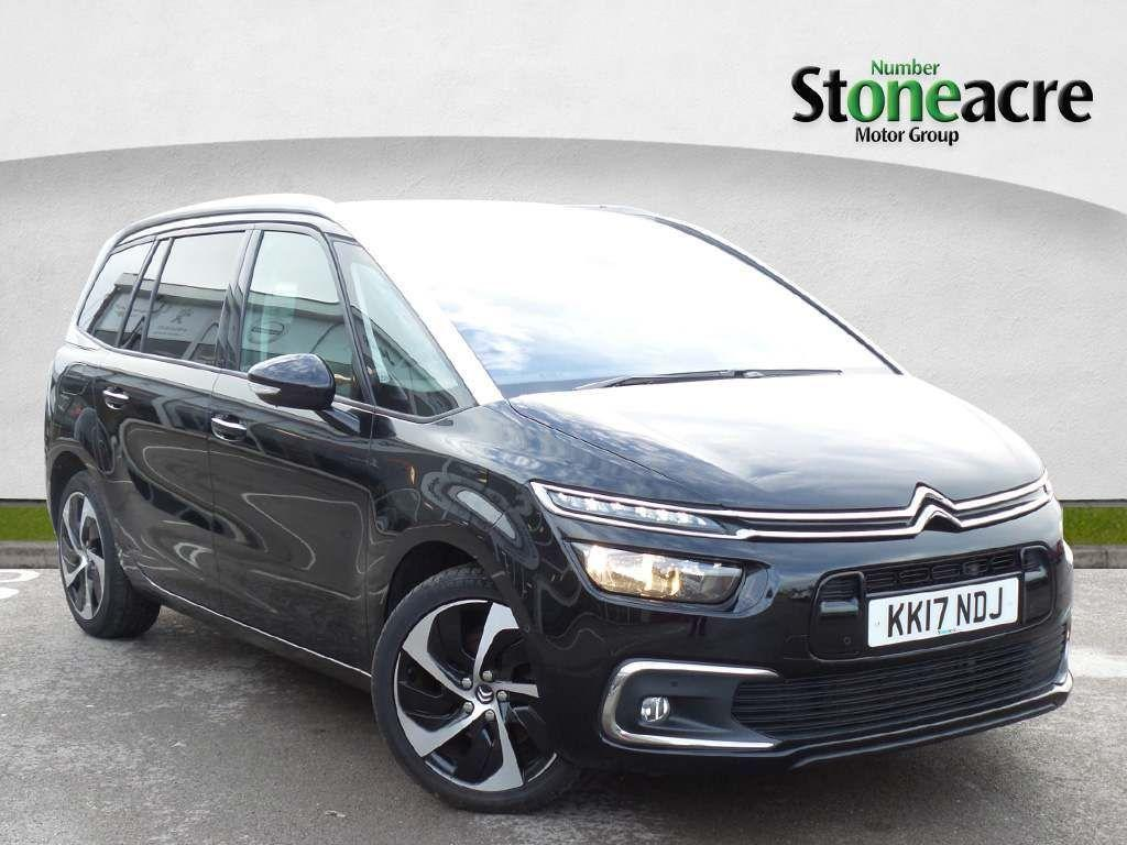 Citroen Grand C4 Picasso 2.0 BlueHDi Flair MPV 5dr Diesel EAT6 (s/s) (150 ps) MPV Diesel Black
