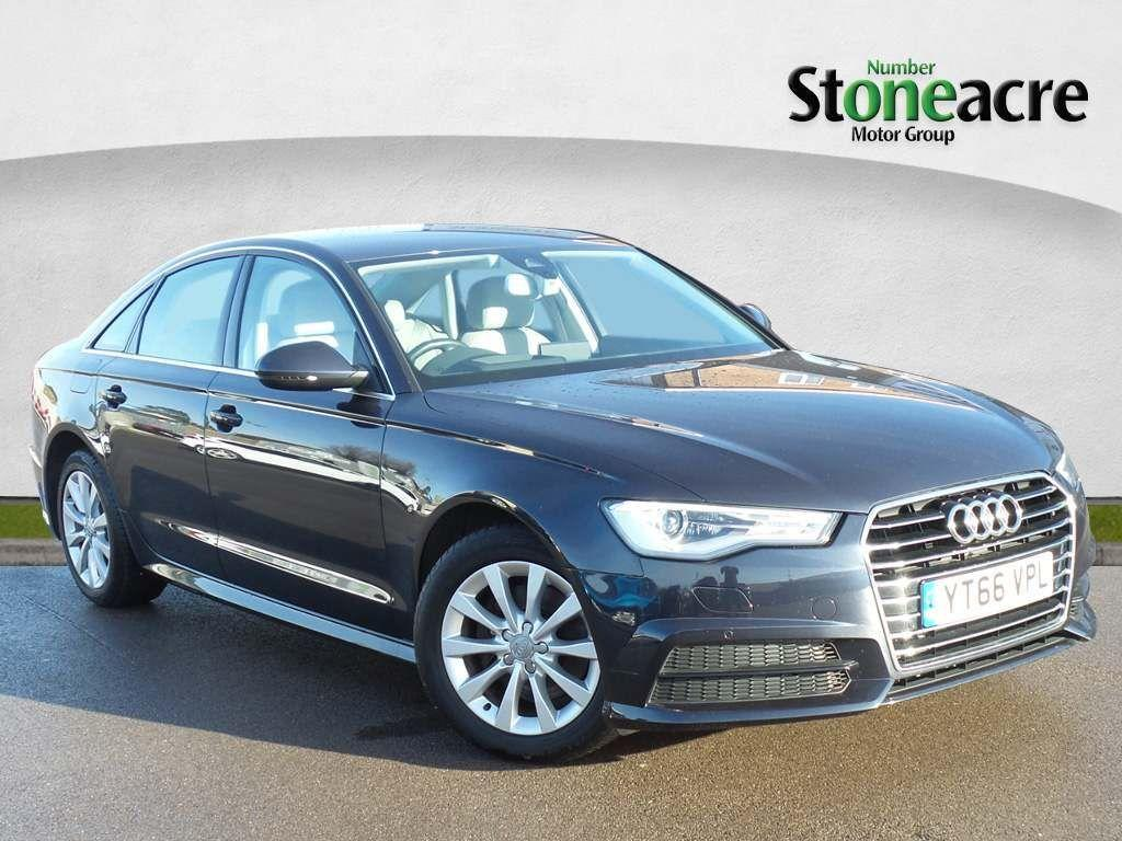 Audi A6 2.0 TDI ultra SE Executive Saloon 4dr Diesel S Tronic (s/s) (190 ps) Saloon Diesel Blue
