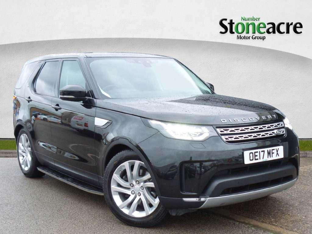 Land Rover Discovery 2.0 SD4 HSE Auto 4WD (s/s) 5dr SUV Diesel Black