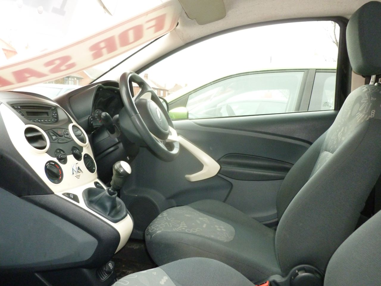 2012 Ford Ka 1.2 Edge 3dr [Start Stop]