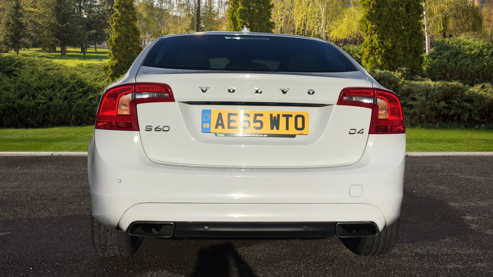 Volvo S60 0.0 D4 (190) Business Edition 4dr