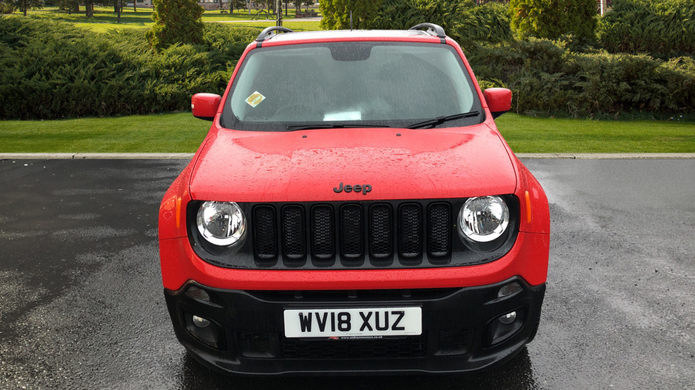 Jeep Renegade 0.0 1.6 Multijet Night Eagle II 5dr