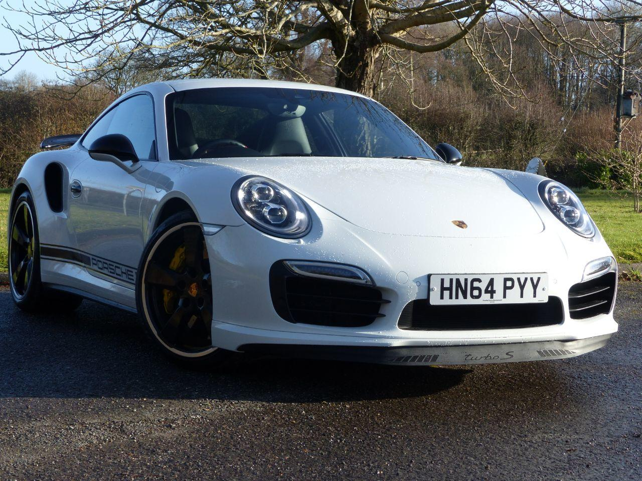 Porsche 911 3.8 S GB Edition 2dr PDK Coupe Petrol White