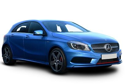 mercedes benz a-class blueefficiency amg