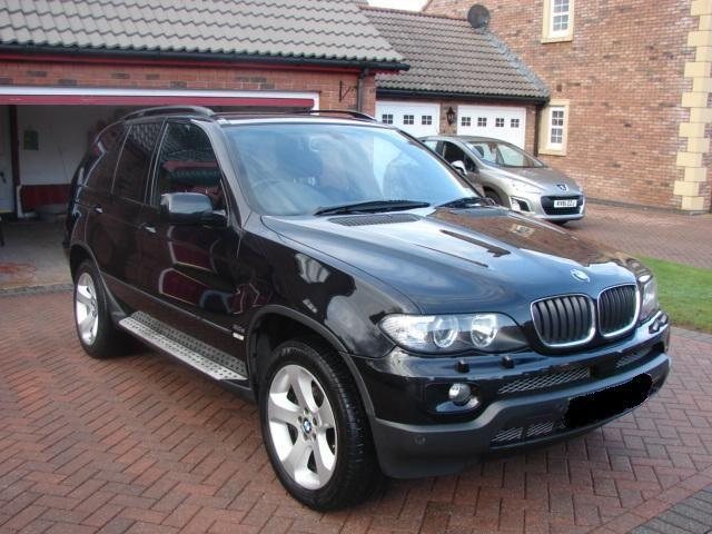 BMW X5 3.0 D SPORT Estate Diesel Black