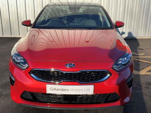 Kia Ceed 1.6 First Edition Auto 5 DR Petrol Infra Red