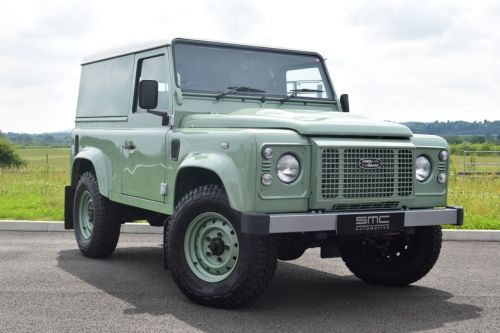 Land Rover Defender Heritage Hard Top TDCi [2.2] SUV Diesel Green