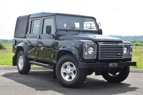 Land Rover Defender XS Double Cab PickUp TDCi [2.2] Pick Up Diesel Black