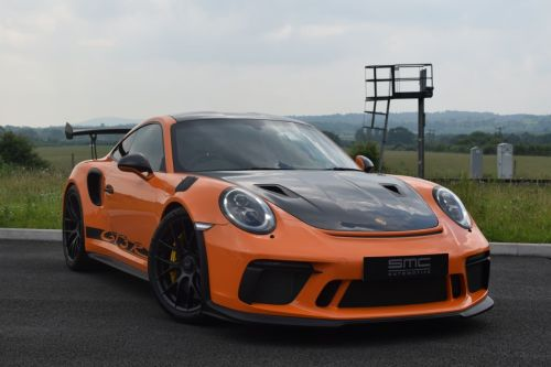 Porsche 911 4.0 GT3RS Coupe Petrol Pts Orange