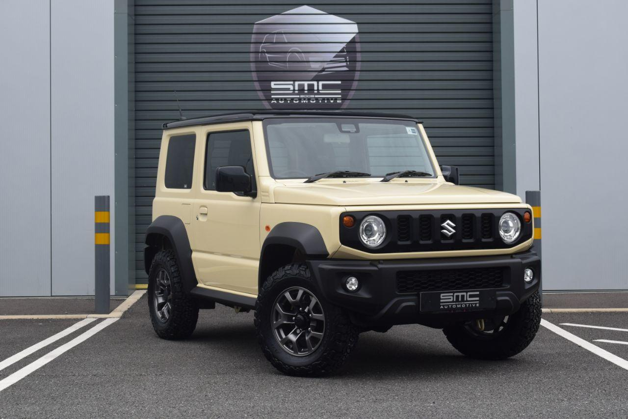 Suzuki Jimny 1.5 SZ5 ALLGRIP 3dr Estate Petrol Cream