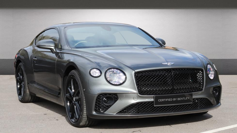 Bentley Continental GT 0.0 6.0 W12 2dr Coupe Petrol Granite