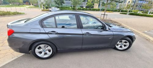 BMW 3 Series 2.0 320D EFFICIENTDYNAMICS Saloon Diesel Grey