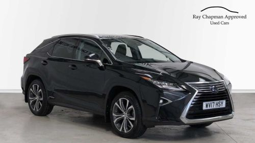 Lexus RX 3.5 Luxury Crossover Hybrid Black