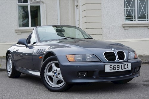 BMW Z3 2.0 Roadster Edition Sports Petrol Steel Grey Metallic