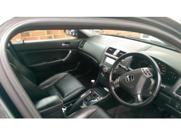Honda Accord 2.2 CTDI EXECUTIVE Saloon Diesel Green