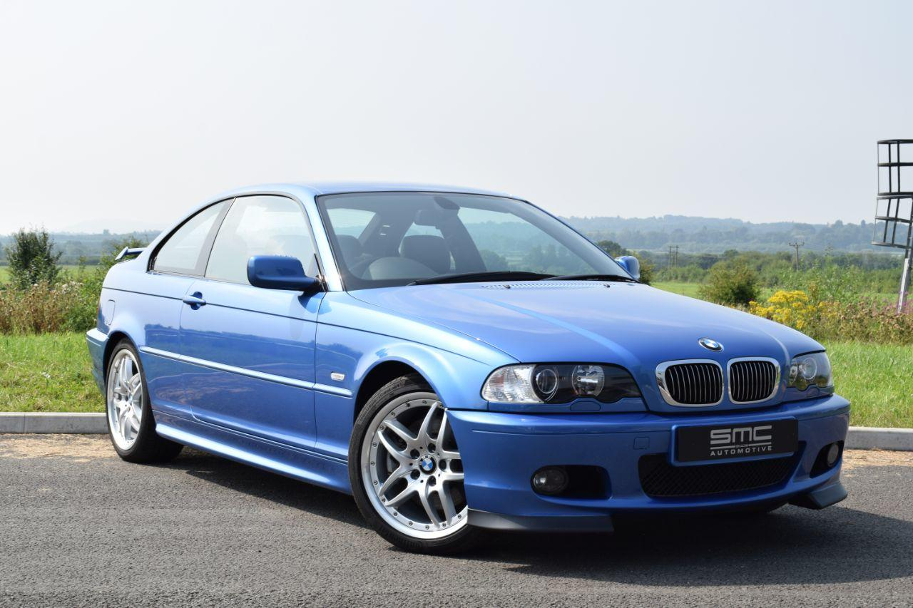 BMW 3 Series 3.0 330 Ci Clubsport 2dr Coupe Petrol Blue
