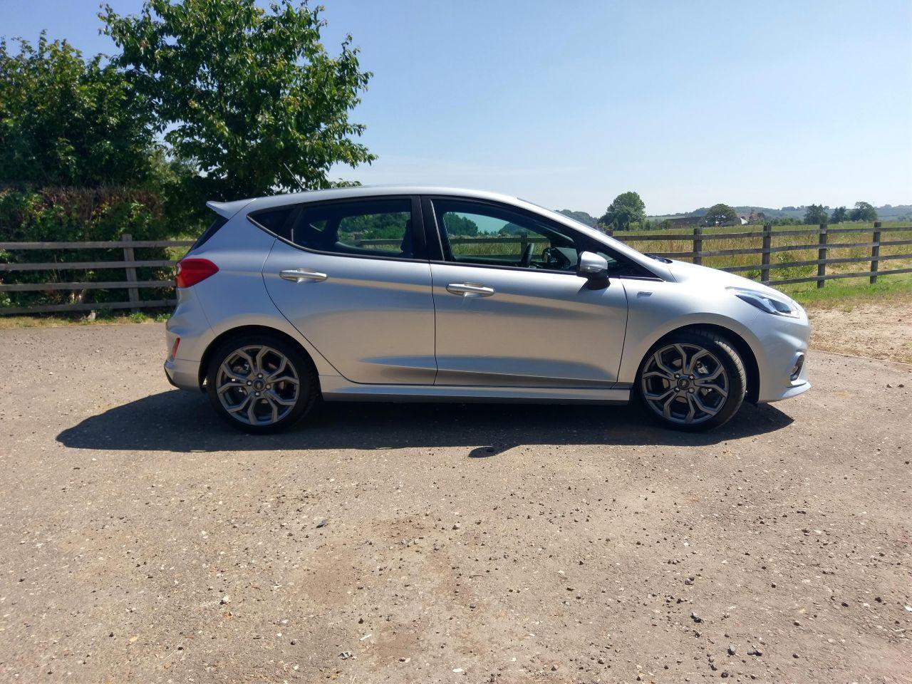 Ford Fiesta 1.0 Ecoboost ST Line 5Dr 125ps 2020/69 plate Hatchback Petrol Colour Choice
