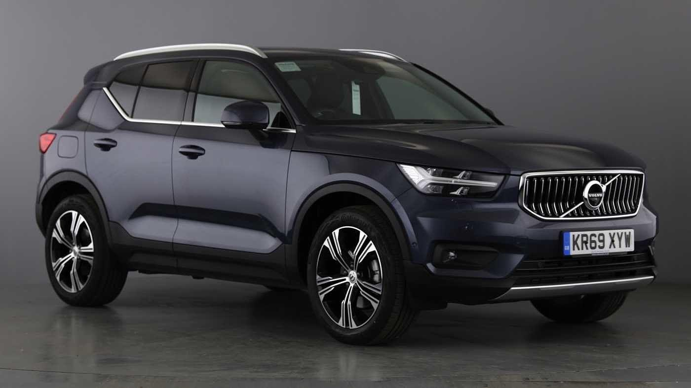 Volvo XC40 2.0 T5 AWD Inscription Pro Auto (Xenium, Convenience & Intellisafe Packs) Crossover Petrol Denim Blue