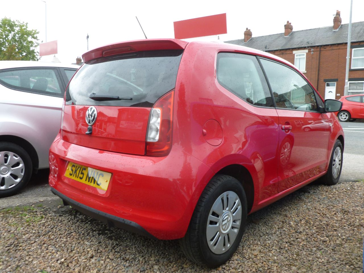 2015 Volkswagen Up 1.0 BlueMotion Tech Move Up 3dr