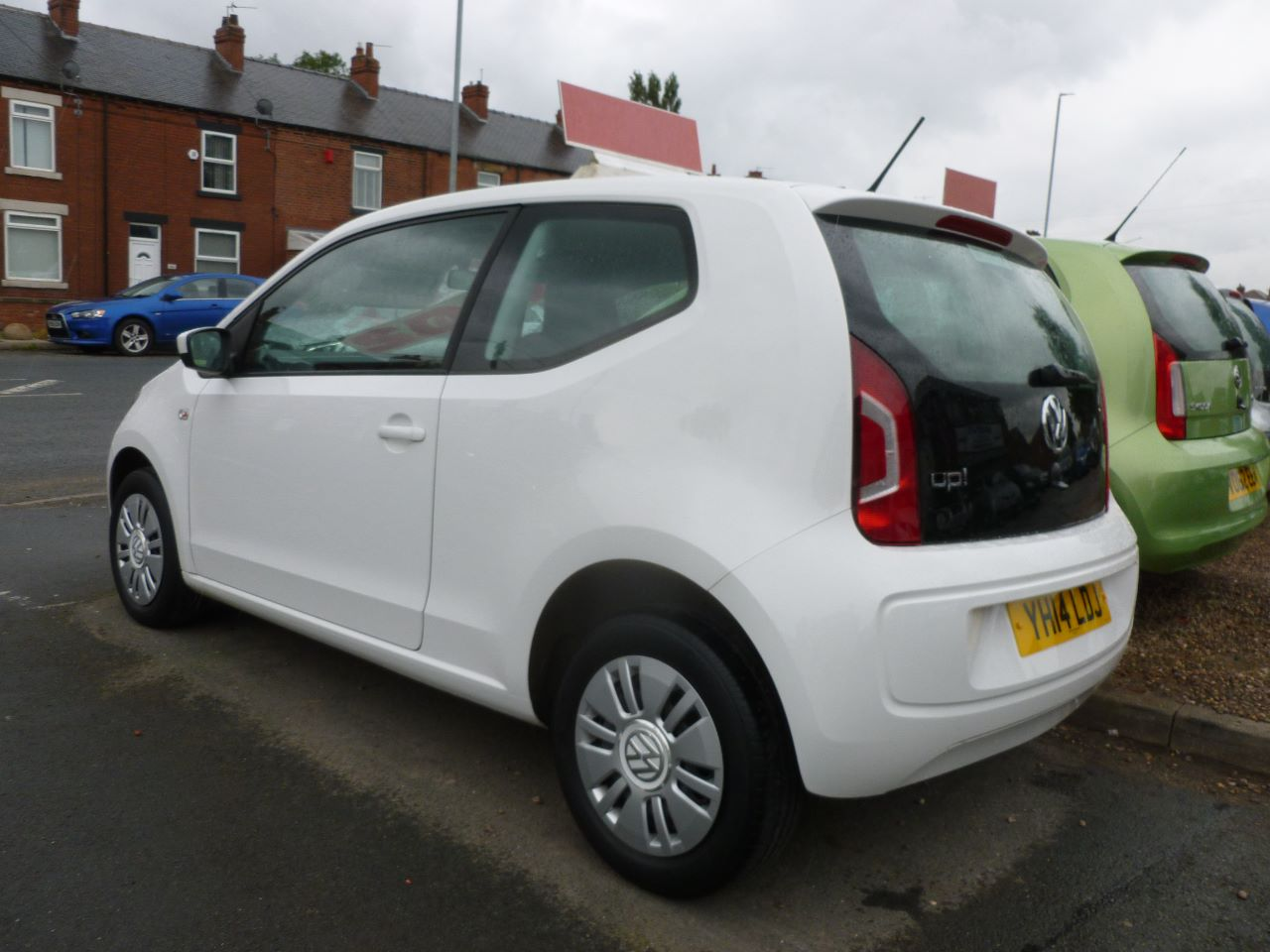 2014 Volkswagen Up 1.0 Move Up 3dr