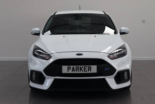 Ford Focus Rs 2.3 EcoBoost 5dr Hatchback Petrol Frozen White