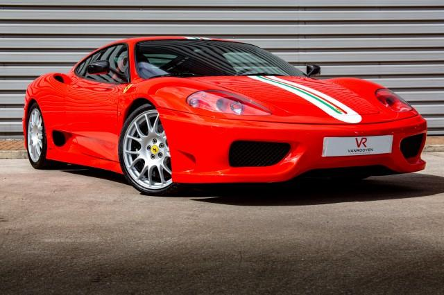 Ferrari 360 3.6 CHALLENGE STRADALE 2DR Coupe Petrol Red
