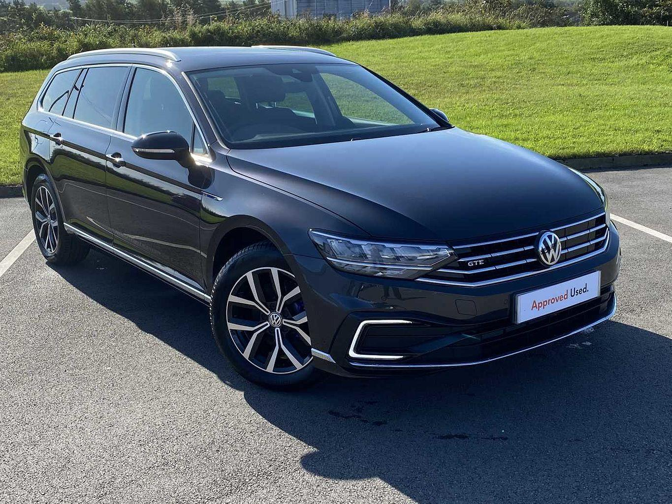 Volkswagen Passat Estate 1.4 TSI (218ps) GTE DSG Estate Hybrid Manganese Grey