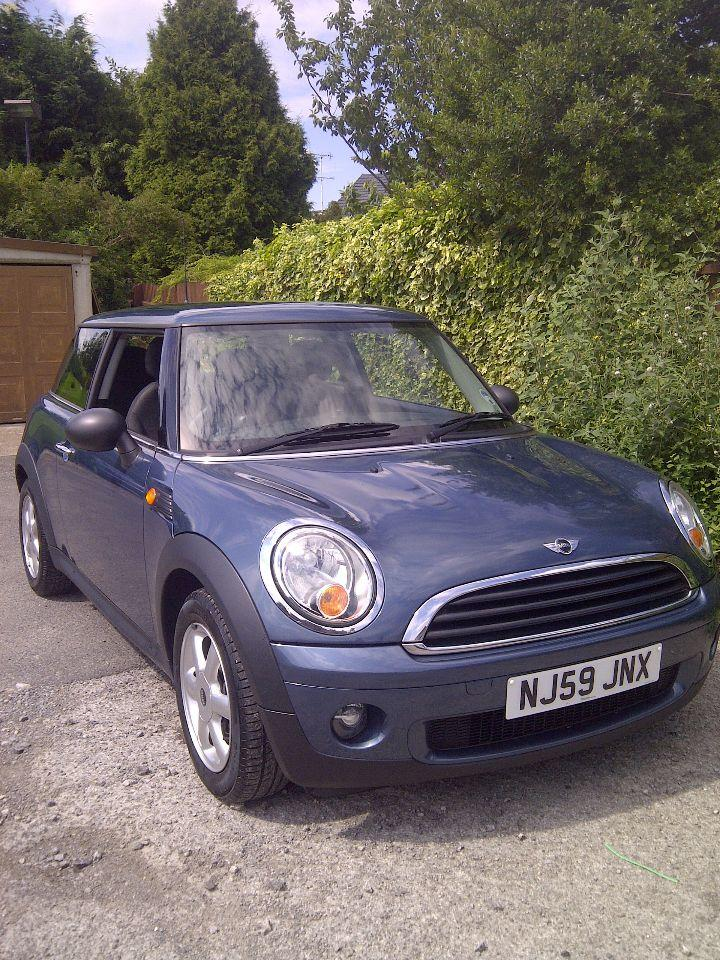 Mini One 1.4 ONE Hatchback Petrol Blue