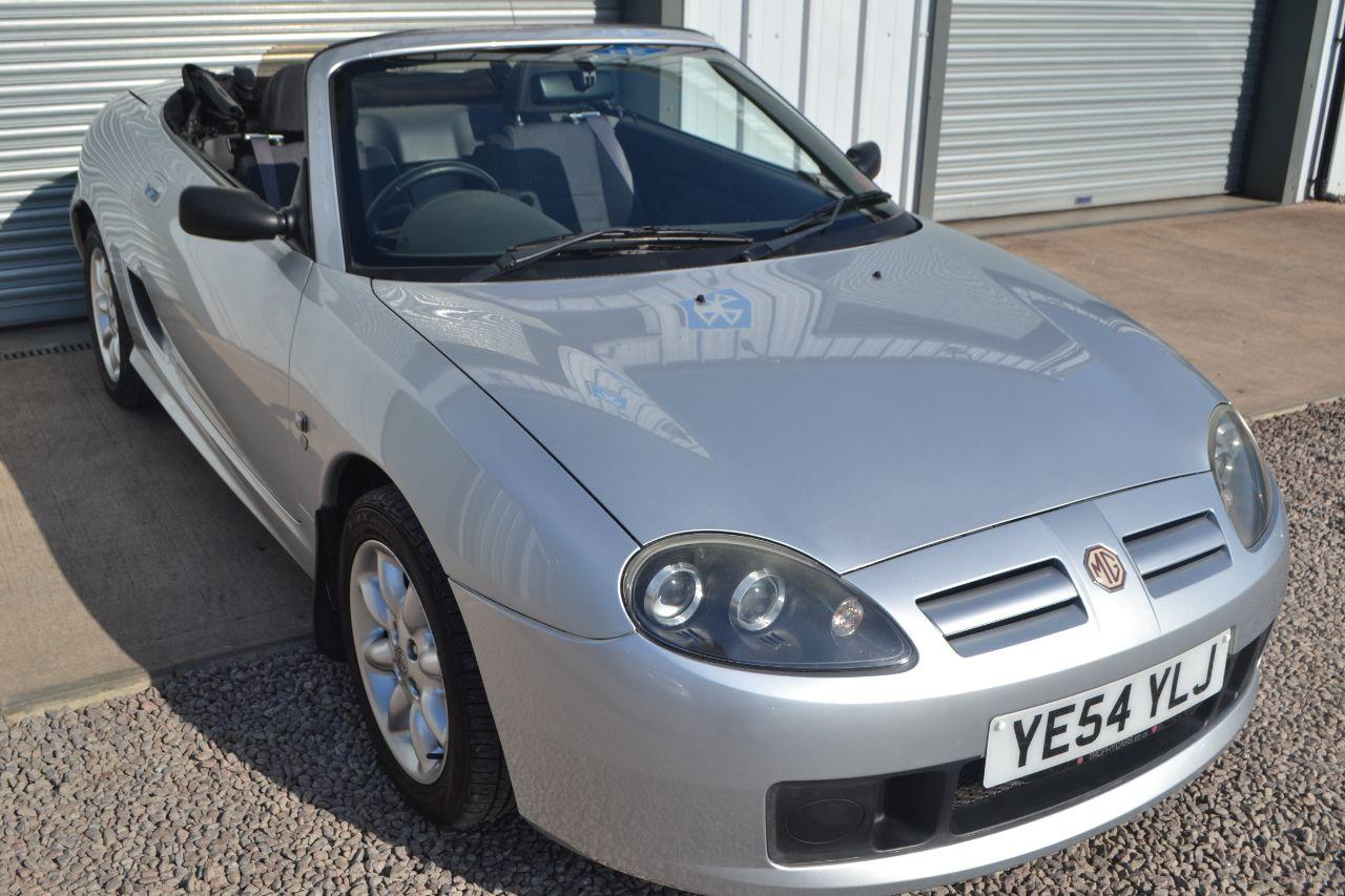 MG MGTF 1.6 115 16v 2dr Sports Petrol Silver