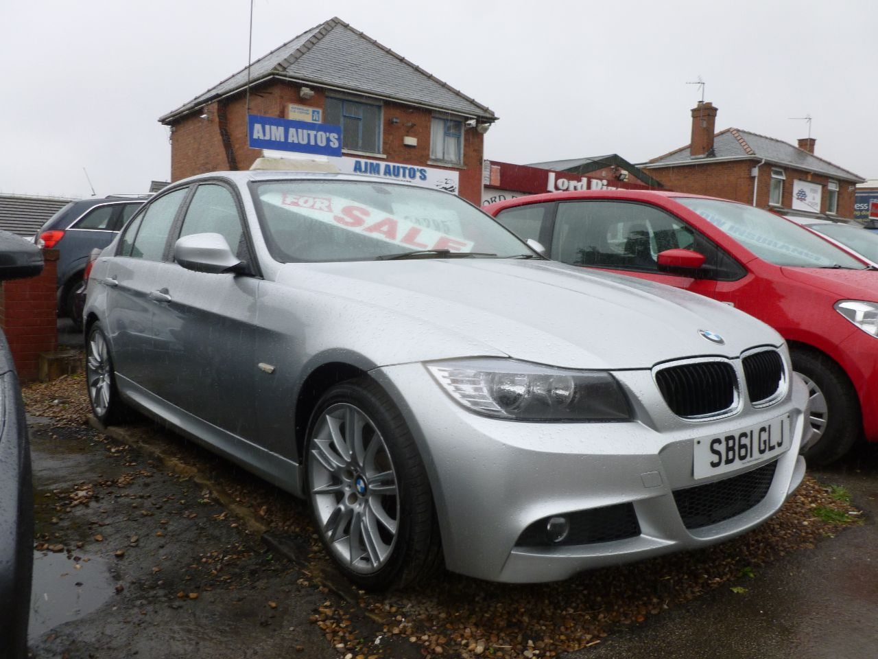 BMW 3 Series 2.0 318i Performance Edition 4dr Saloon Petrol Silver