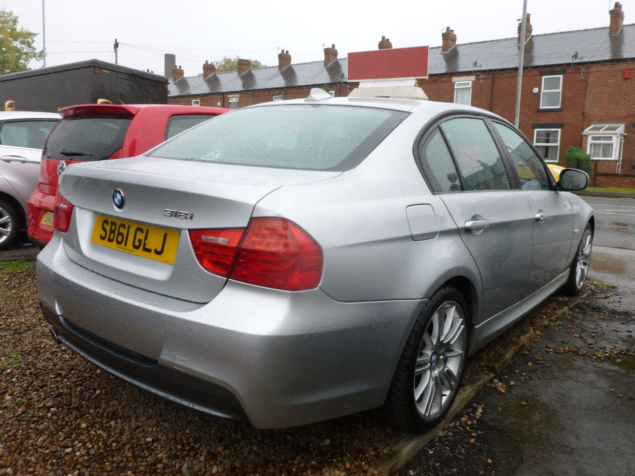 2012 BMW 3 Series 2.0 318i Performance Edition 4dr