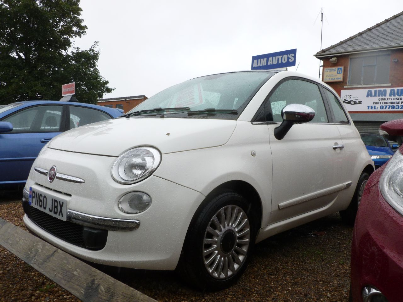 2010 Fiat 500 1.2 Lounge 3dr [Start Stop]
