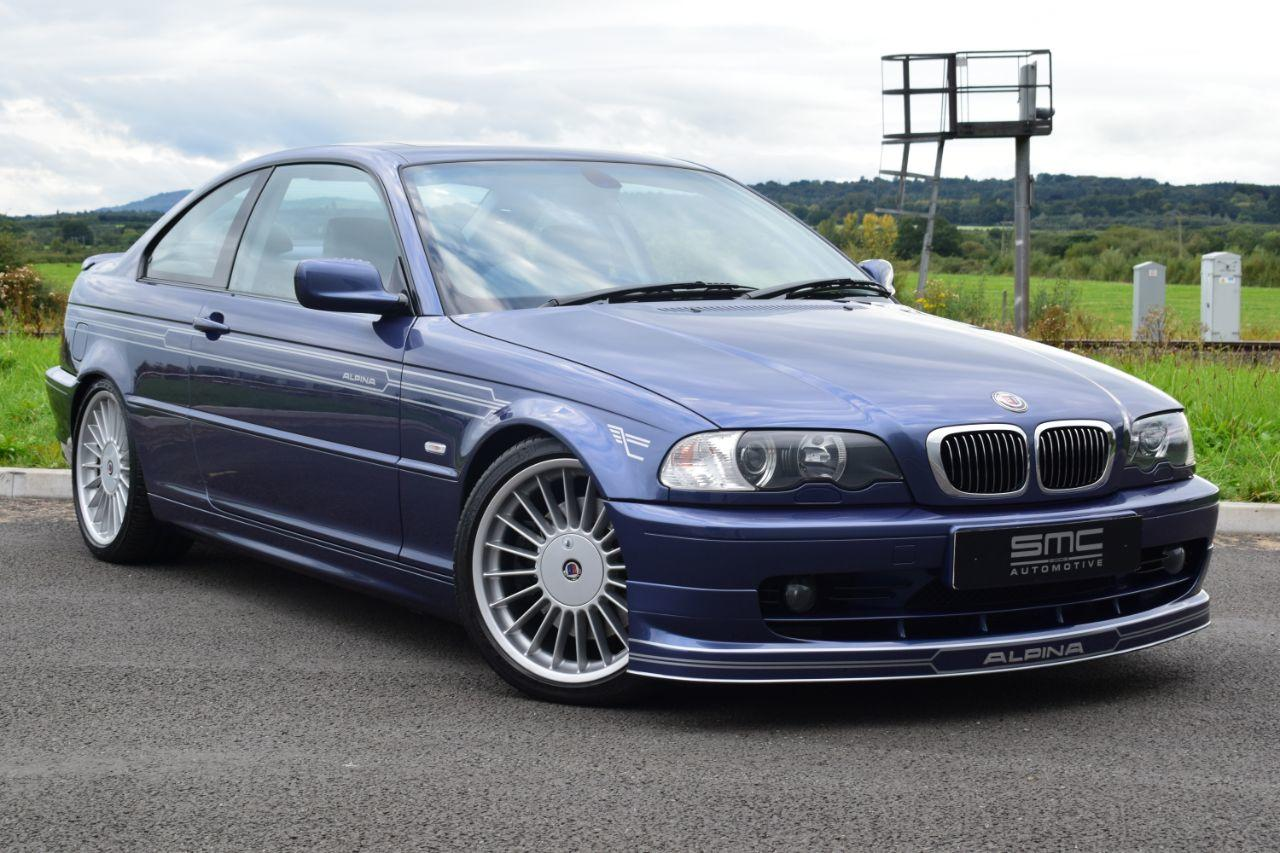 Bmw Alpina 3 Series B3 3.3 Switchtronic Coupe Coupe Petrol Blue