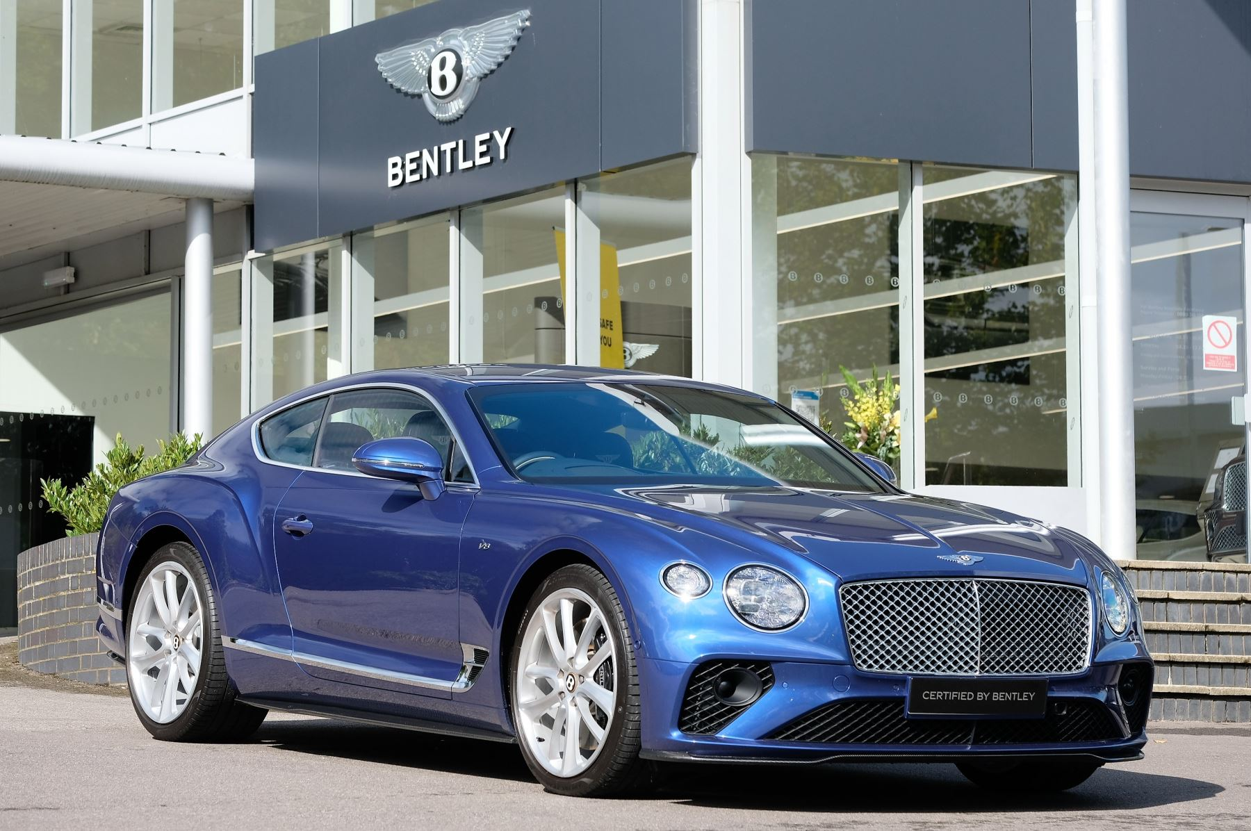 Bentley Continental GT 0.0 4.0 V8 2dr Mulliner Driving Specification