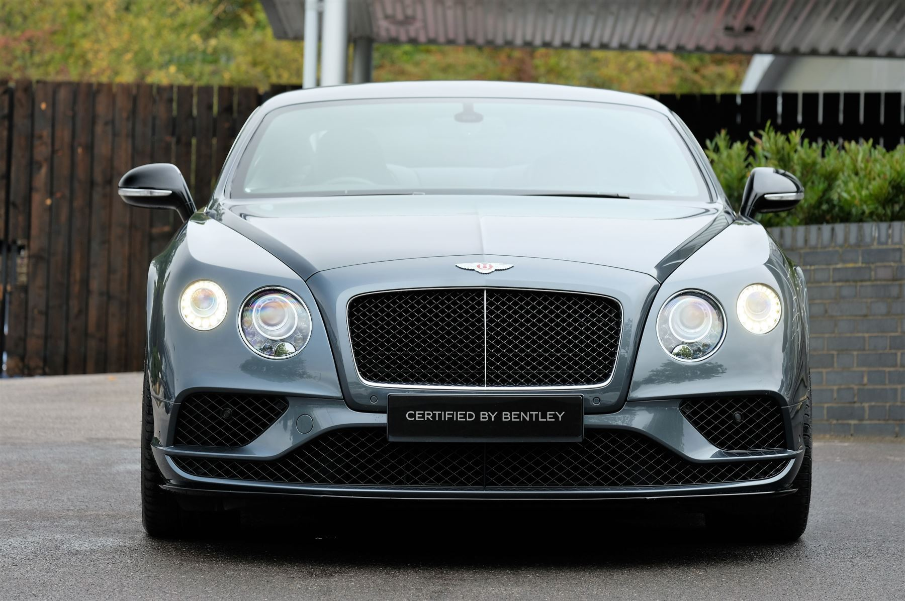 Bentley Continental GT 0.0 4.0 V8 S Mulliner Driving Spec 2dr