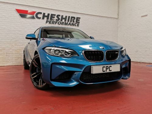 BMW M2 3.0 M2 2dr DCT Coupe Petrol Blue