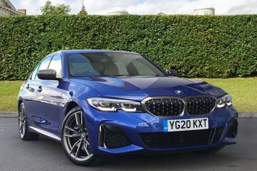 BMW 3 Series 3.0 M340I XDRIVE Saloon Petrol Blue