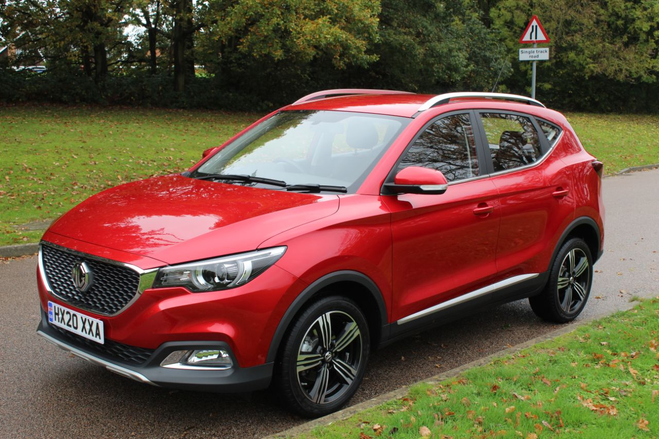 2020 MG Motor UK Zs 1.0T Petrol Exclusive Automatic