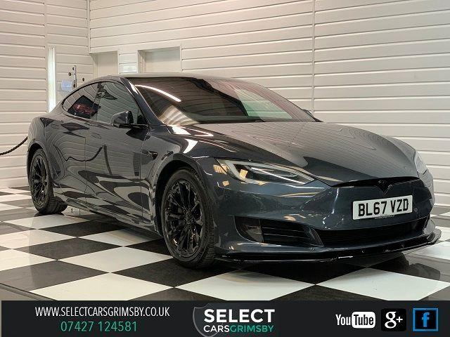 Tesla Model S 0.0 100D Dual Motor 5dr Auto AWD Hatchback Electric Grey