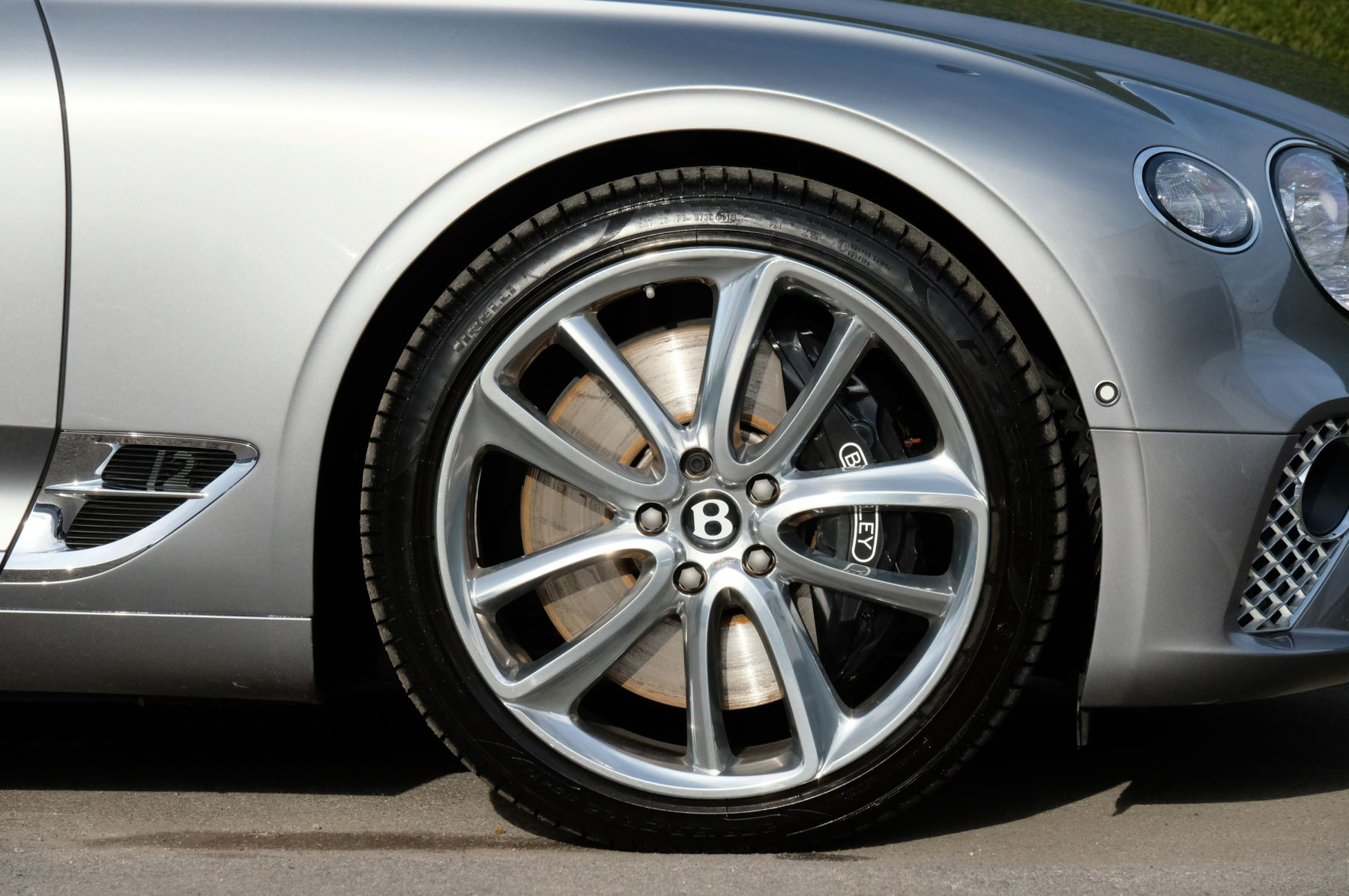 Bentley Continental GT 0.0 6.0 W12 2dr Mulliner Driving Specification