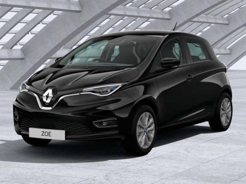 Renault Zoe ZOE SIGNATURE NAV ZE 40 Hatchback Electric Black