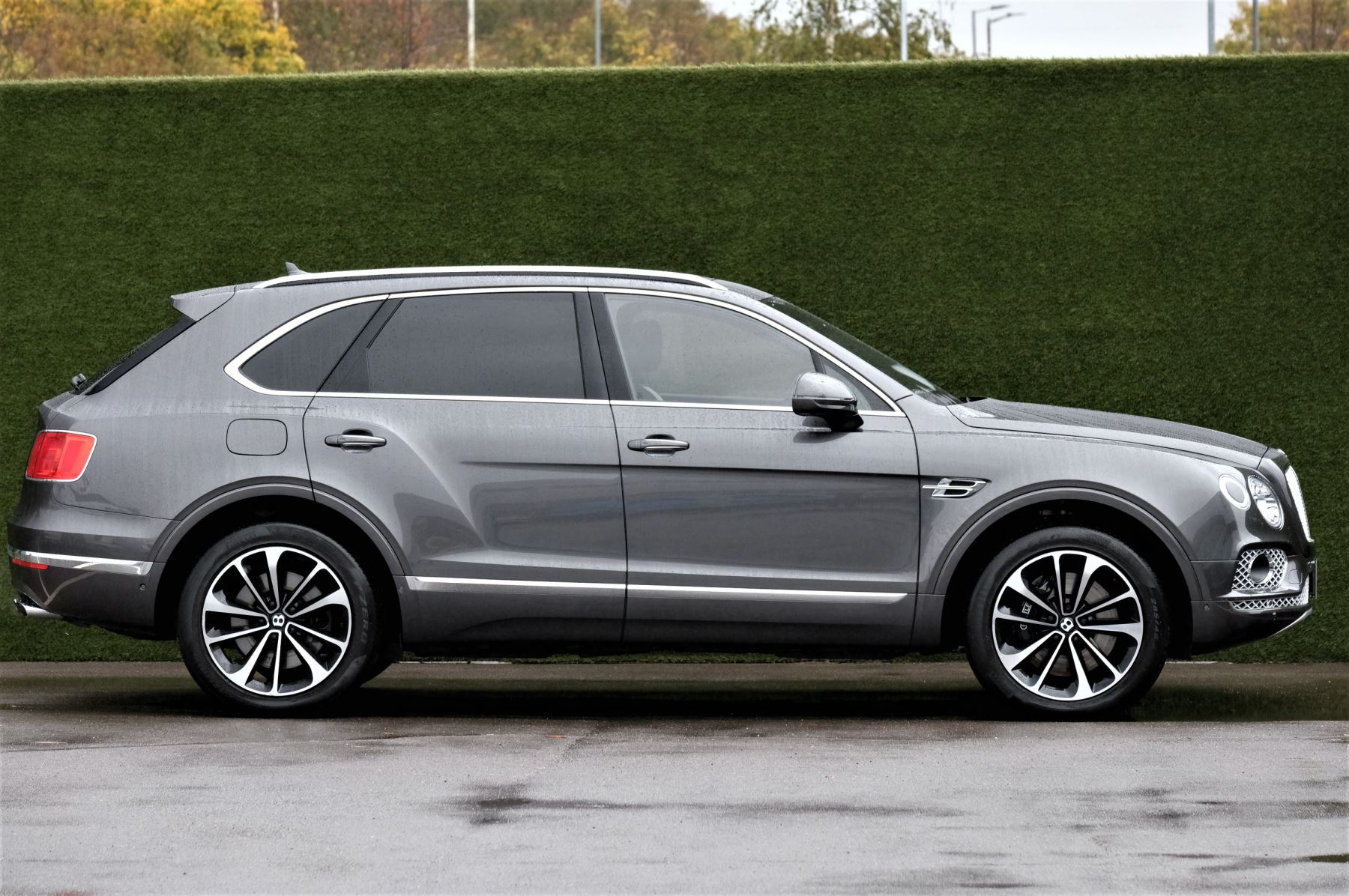 Bentley Bentayga 0.0 4.0 V8 5dr - Mulliner Driving Specification