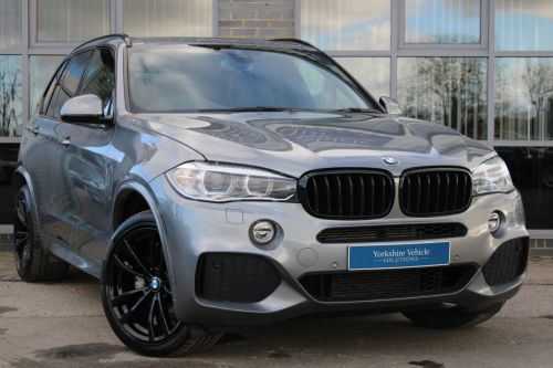 BMW X5 2.0 xDrive40e M Sport 5dr Auto Estate Hybrid Grey