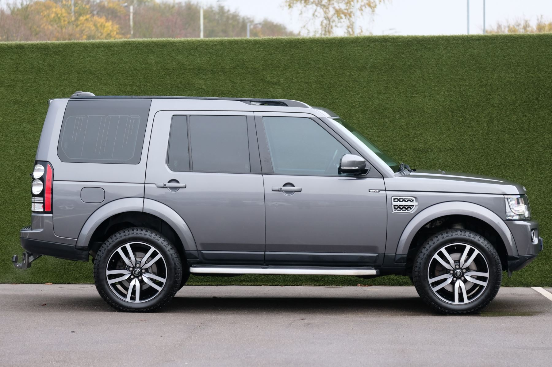 Land Rover Discovery 0.0 3.0 SDV6 HSE Luxury 5dr