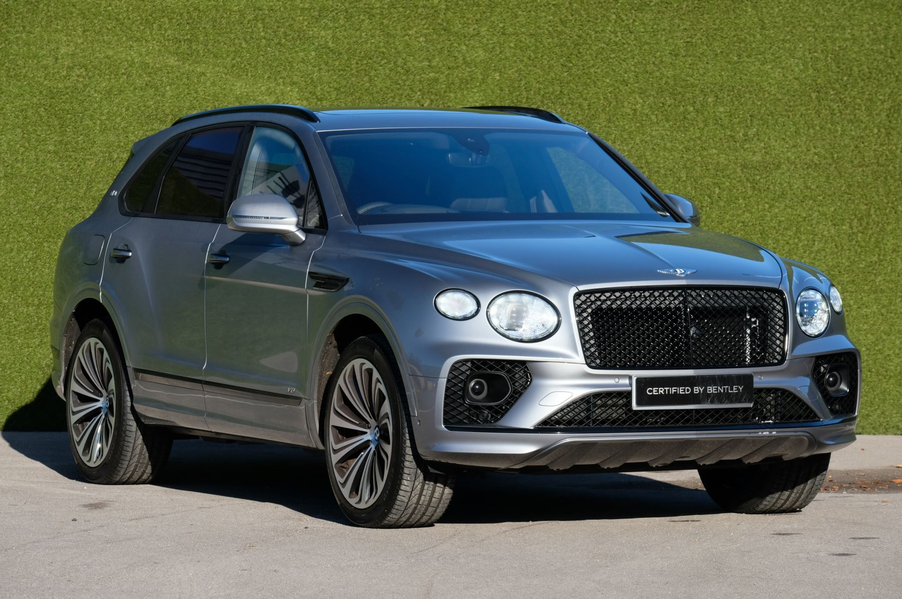 Bentley Bentayga 0.0 4.0 V8 First Edition 5dr Auto - Mulling Driving Sp